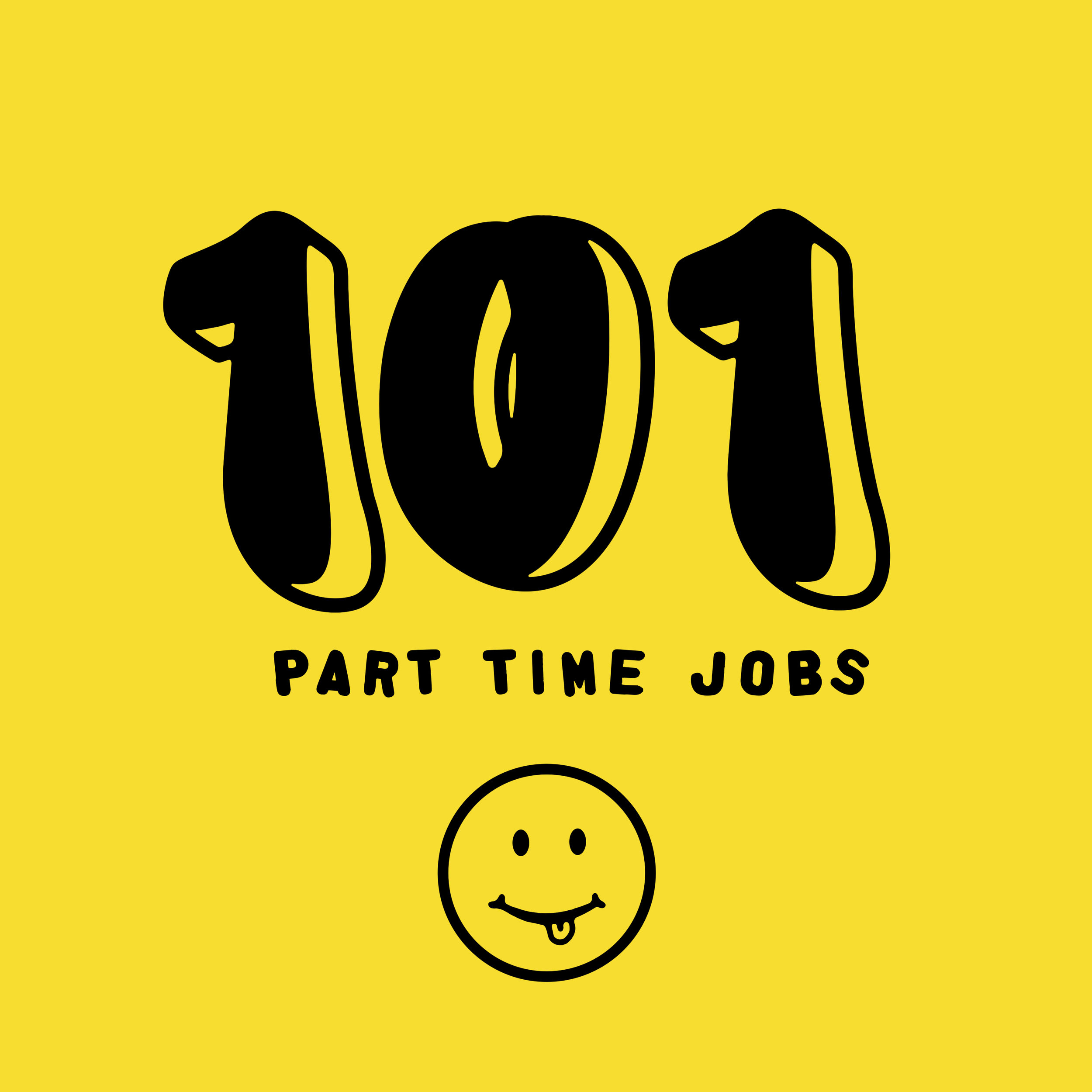 Find 101 Part Time Jobs on iTunes