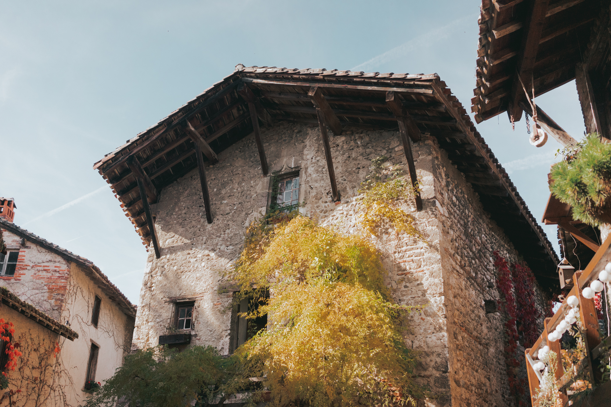 Perouges Medieval Town