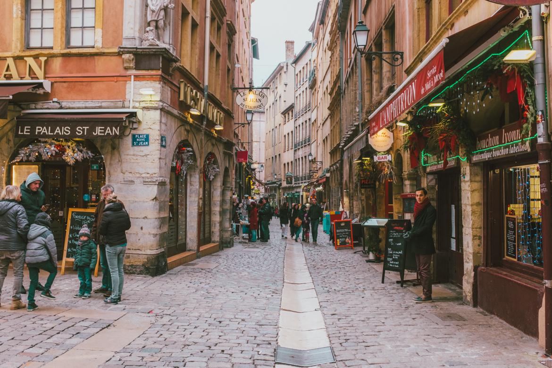 Visit Old Lyon plus top 10 things to do