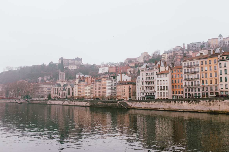 France's second biggest city Lyon