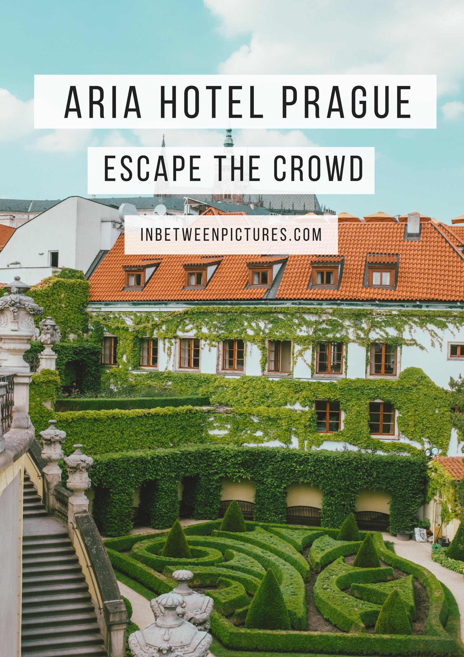 How To Escape The Crowd in Prague - Aria Hotel