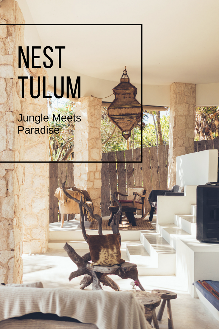 NEST Tulum - Where Jungle Meets Paradise