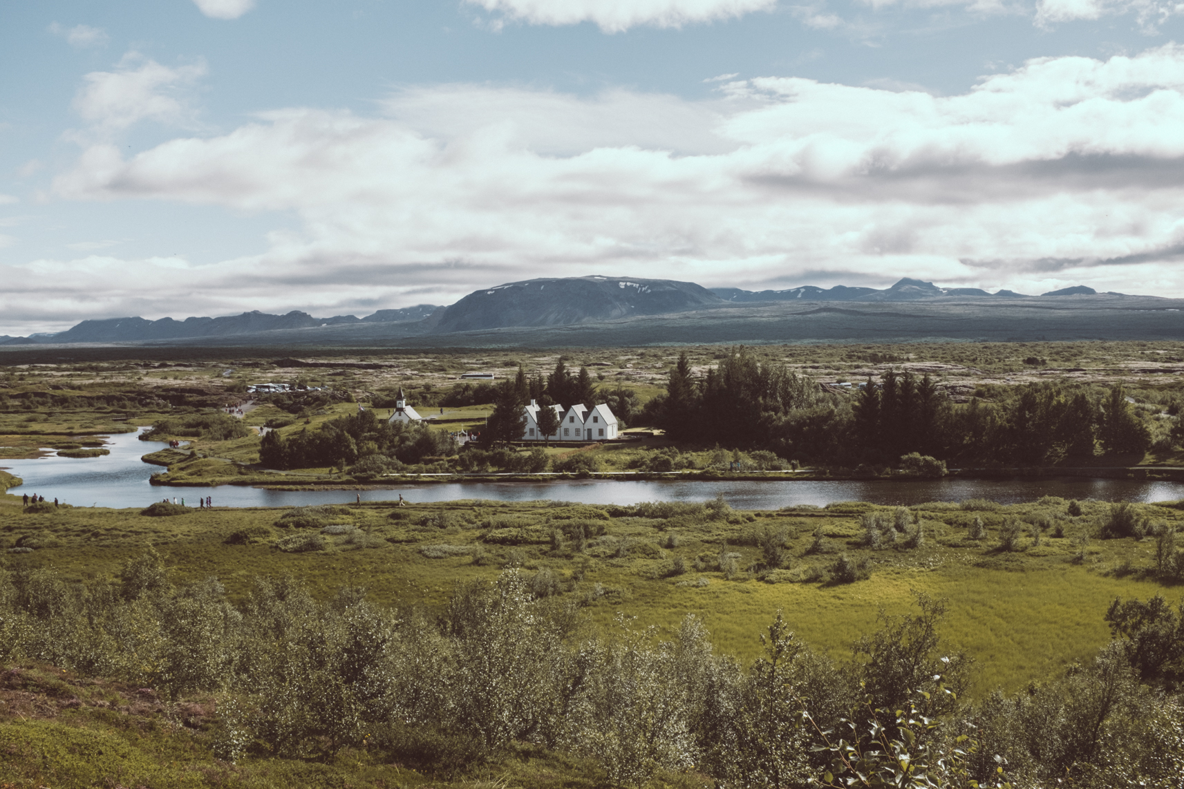 Þingvellir National Park - Iceland Ring Road Road Trip Itinerary