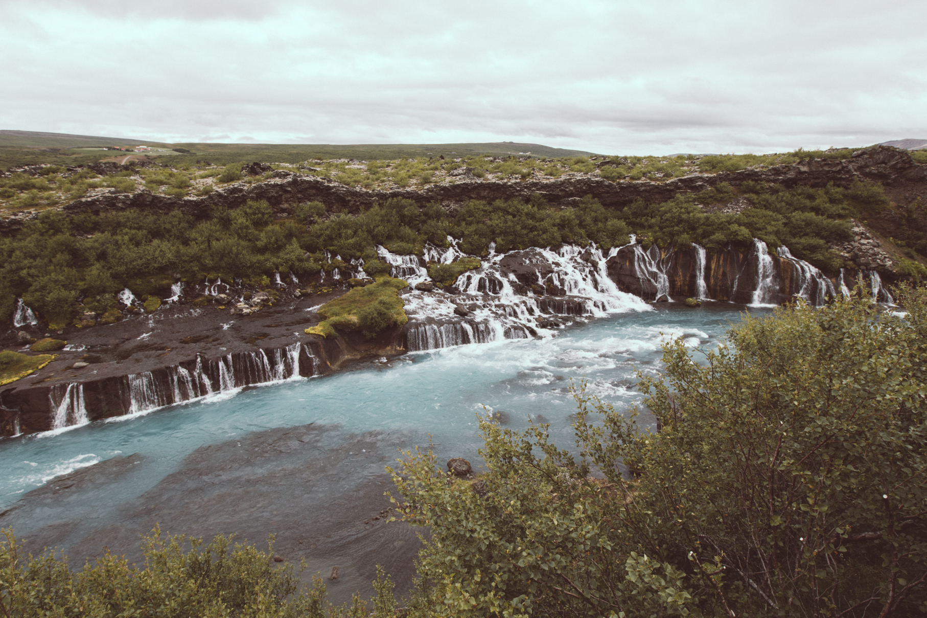Myvatn waterfall - Iceland Ring Road Itinerary