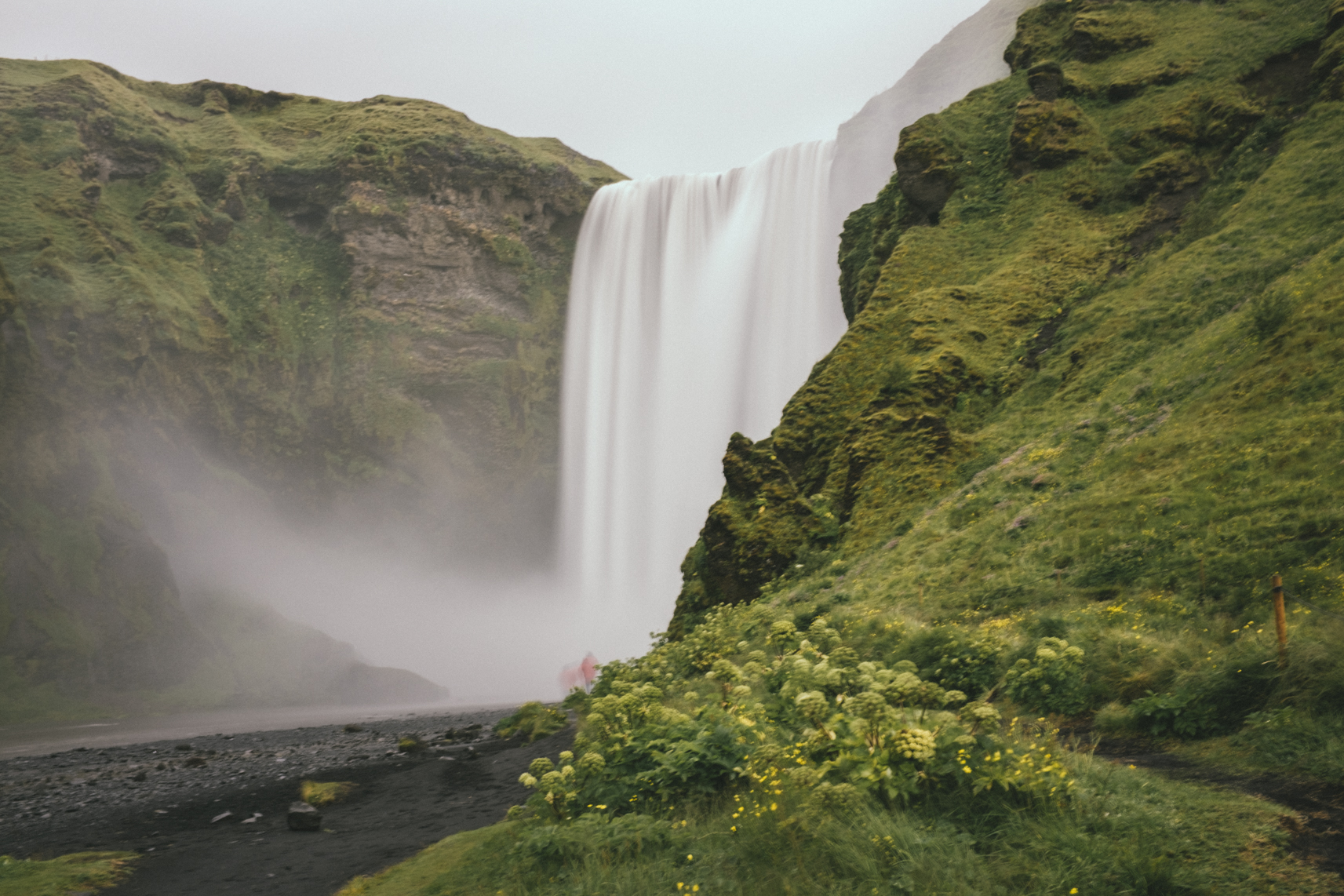 Skogafoss Iceland Waterfall  - Iceland Ring Road Itinerary