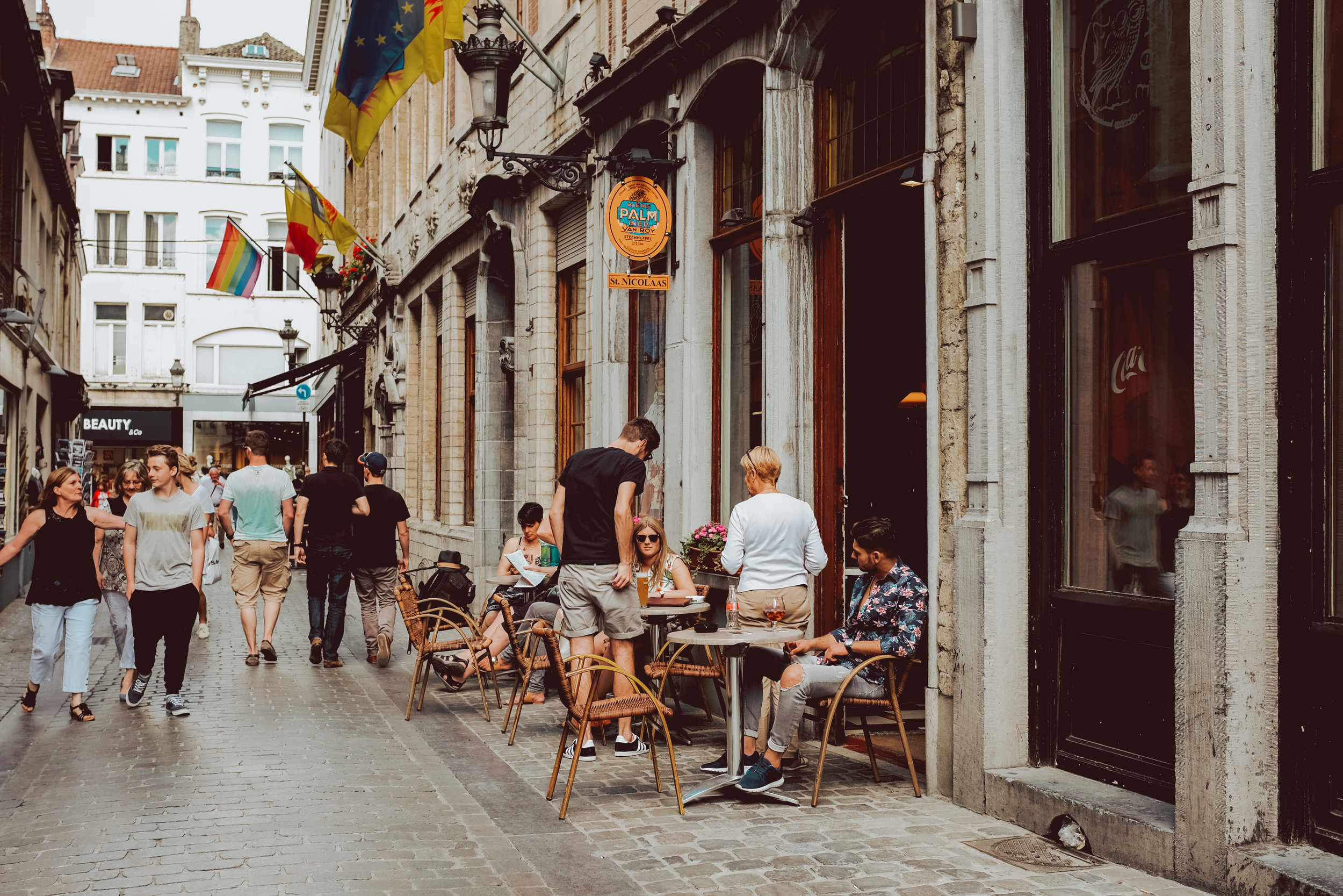 One day in Brussels Belgiun - A first timer guide to the Belgium capital