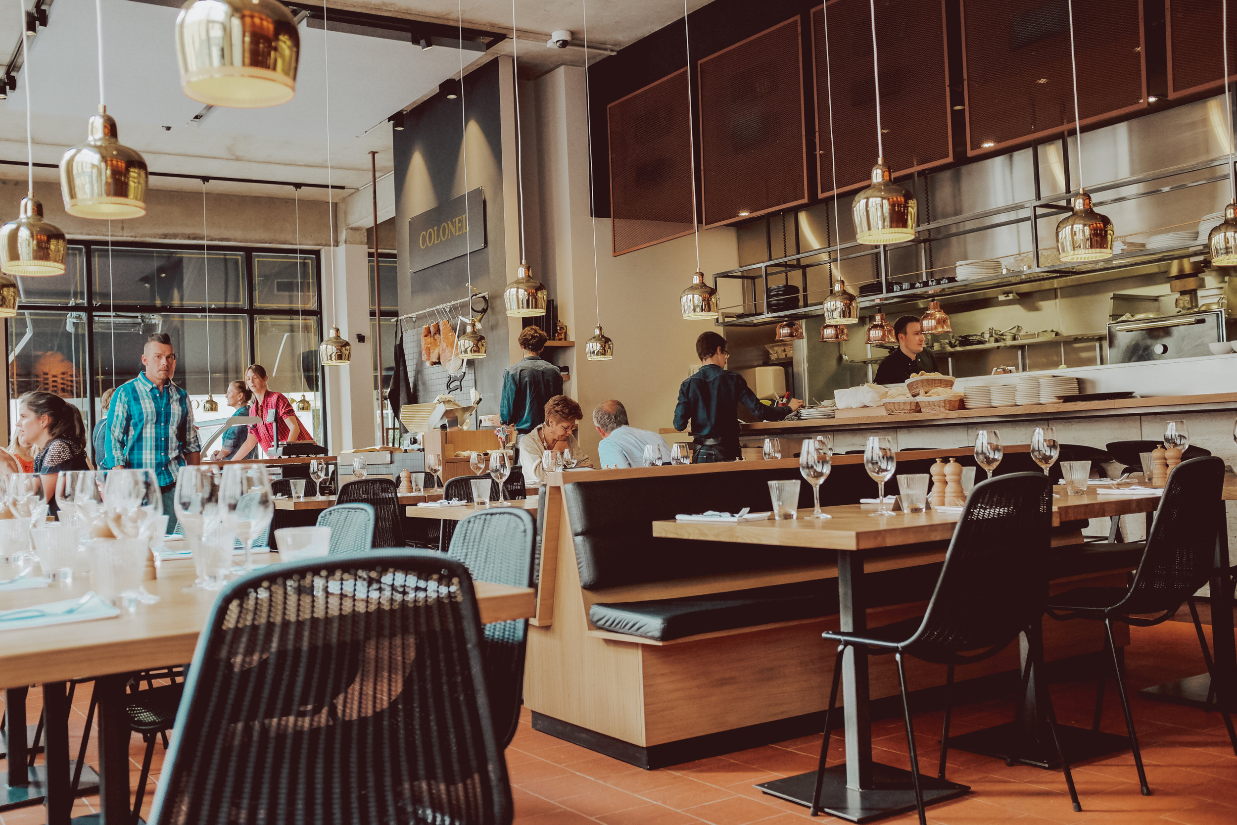 Where to eat in Brussels