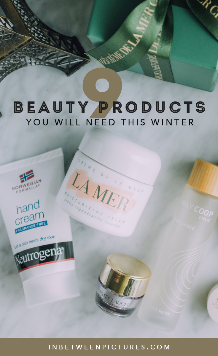 9 Beauty Products You Will Need This Winter