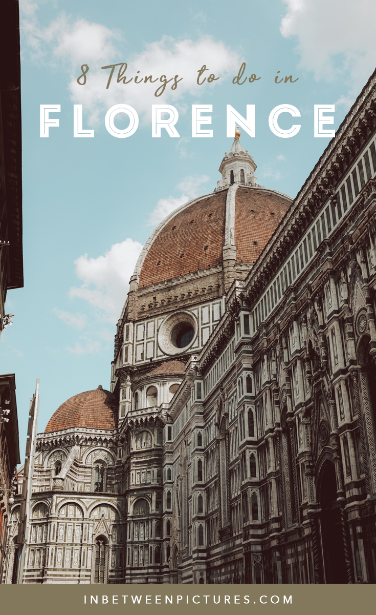 8 Things You Must See in Florence On A Day Trip #Italy