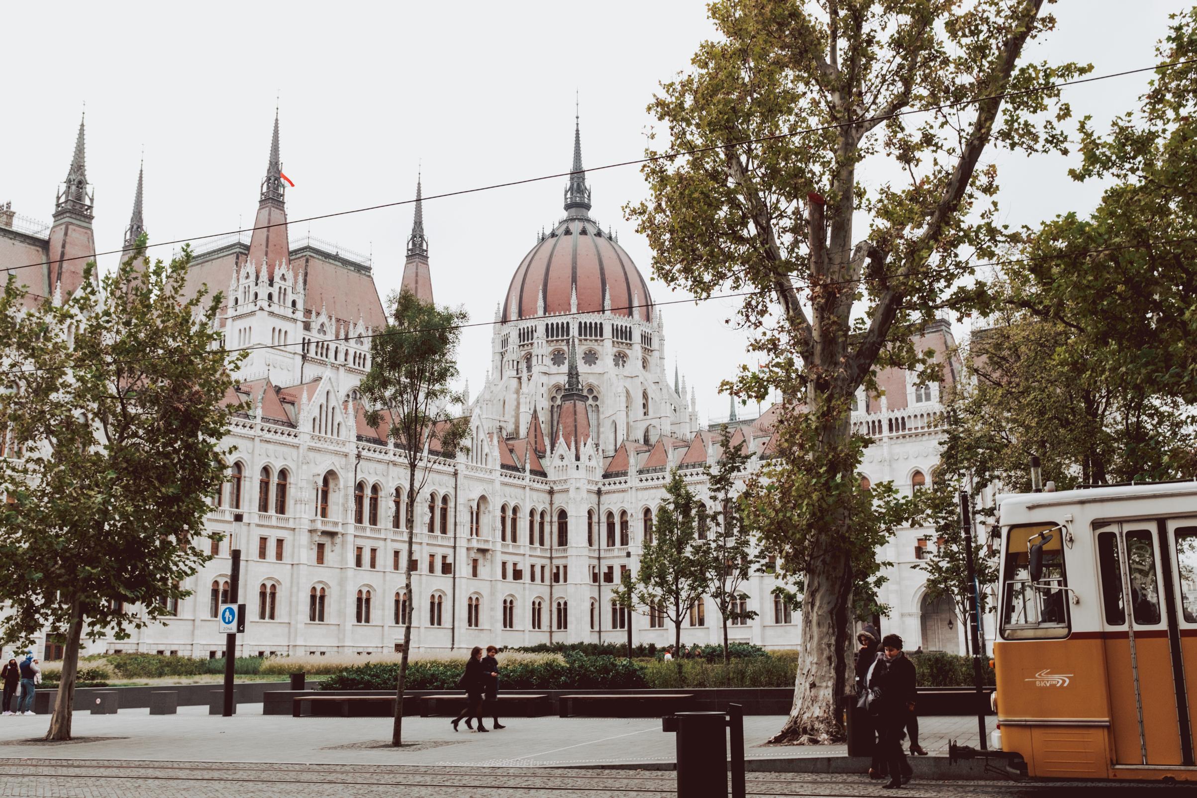Budapest Pariament Hungary