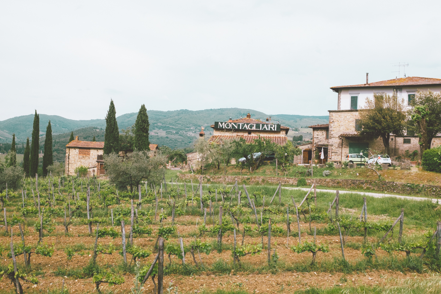 Breathtaking Road-Trip Itinerary On The Rolling Hills of Chianti, Tuscany