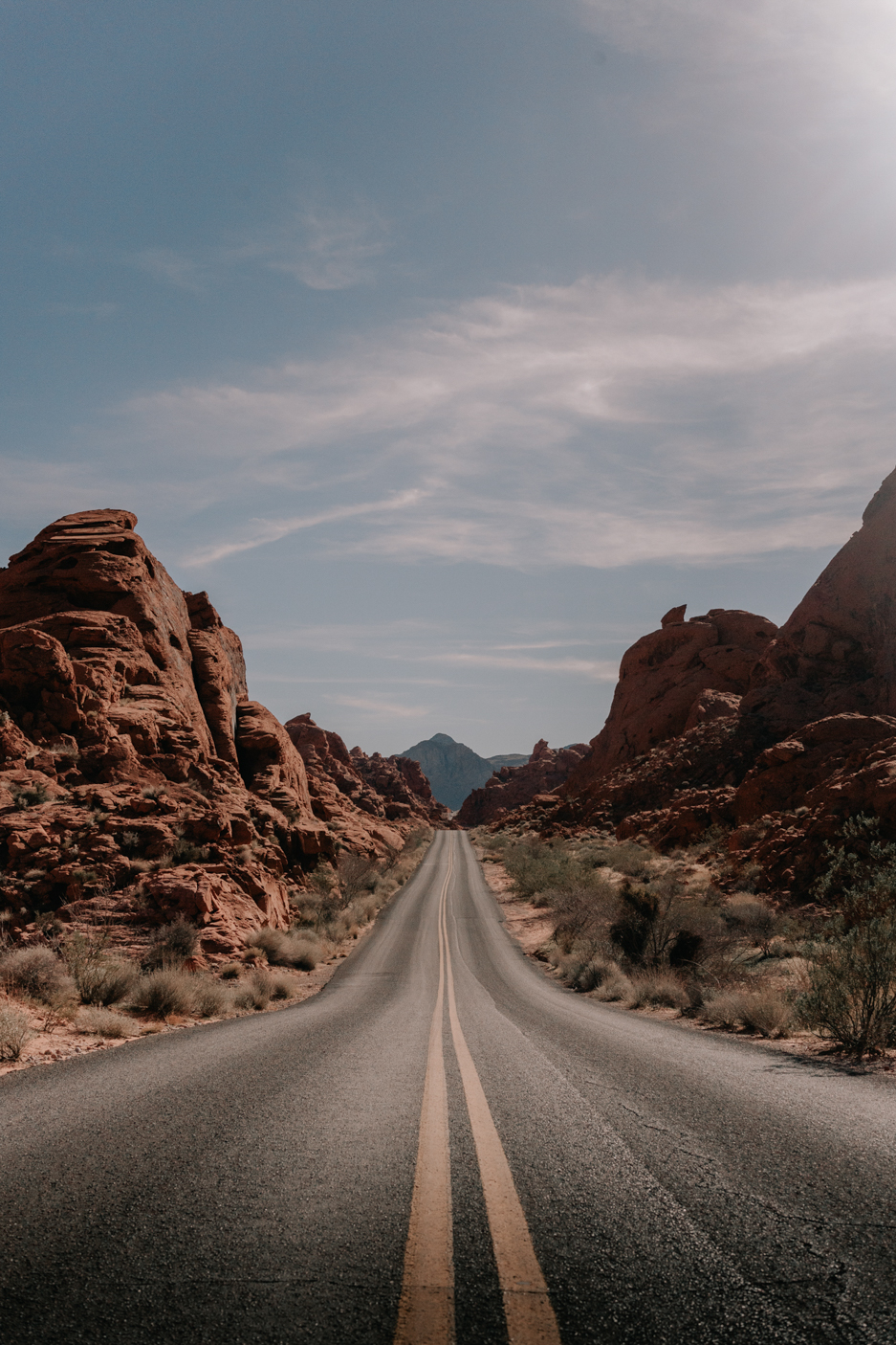 Valley of Fire State Park - Southwest Road Trip