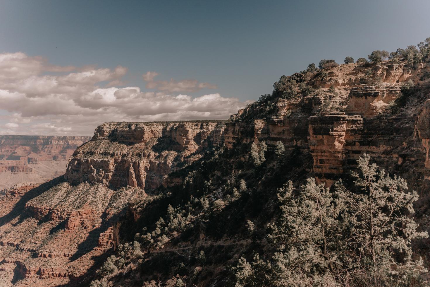 Bright Angel Trail - Grand Canon South Rim
