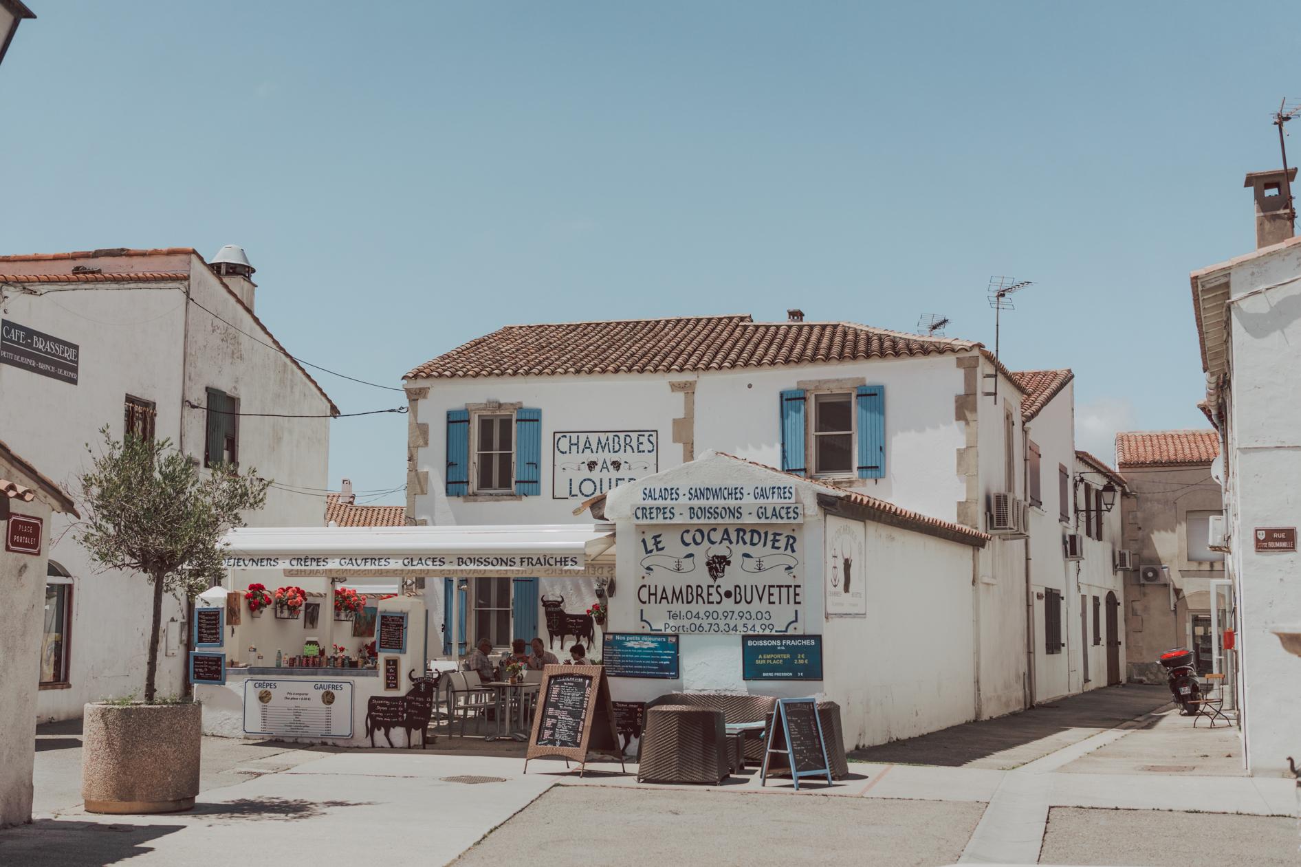 what to eat at Les Saintes Maries de la Mer