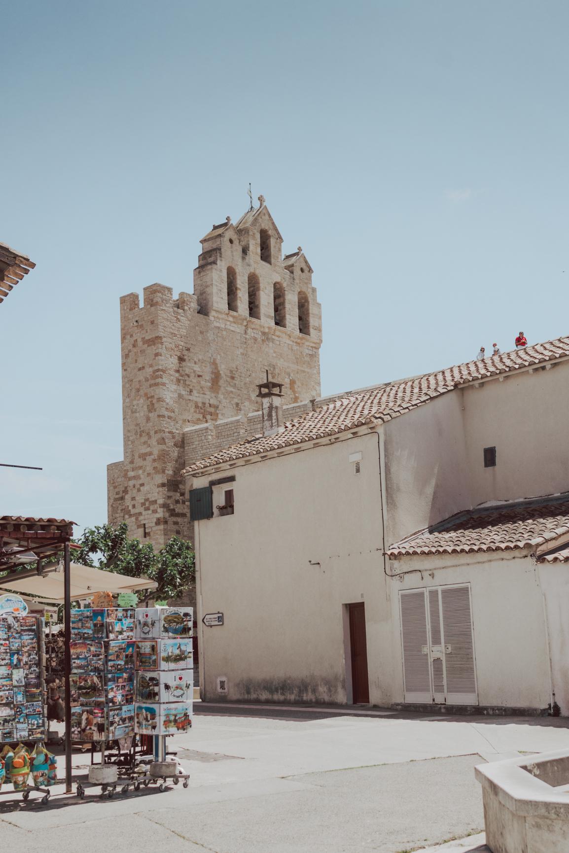 Church Les Saintes Maries de la Mer