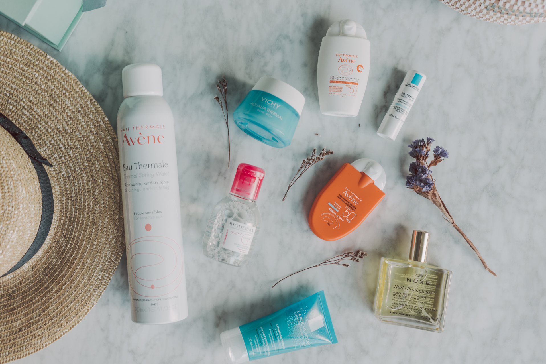 8 French Drugstore Products Essentials #France #FrenchSkinCare