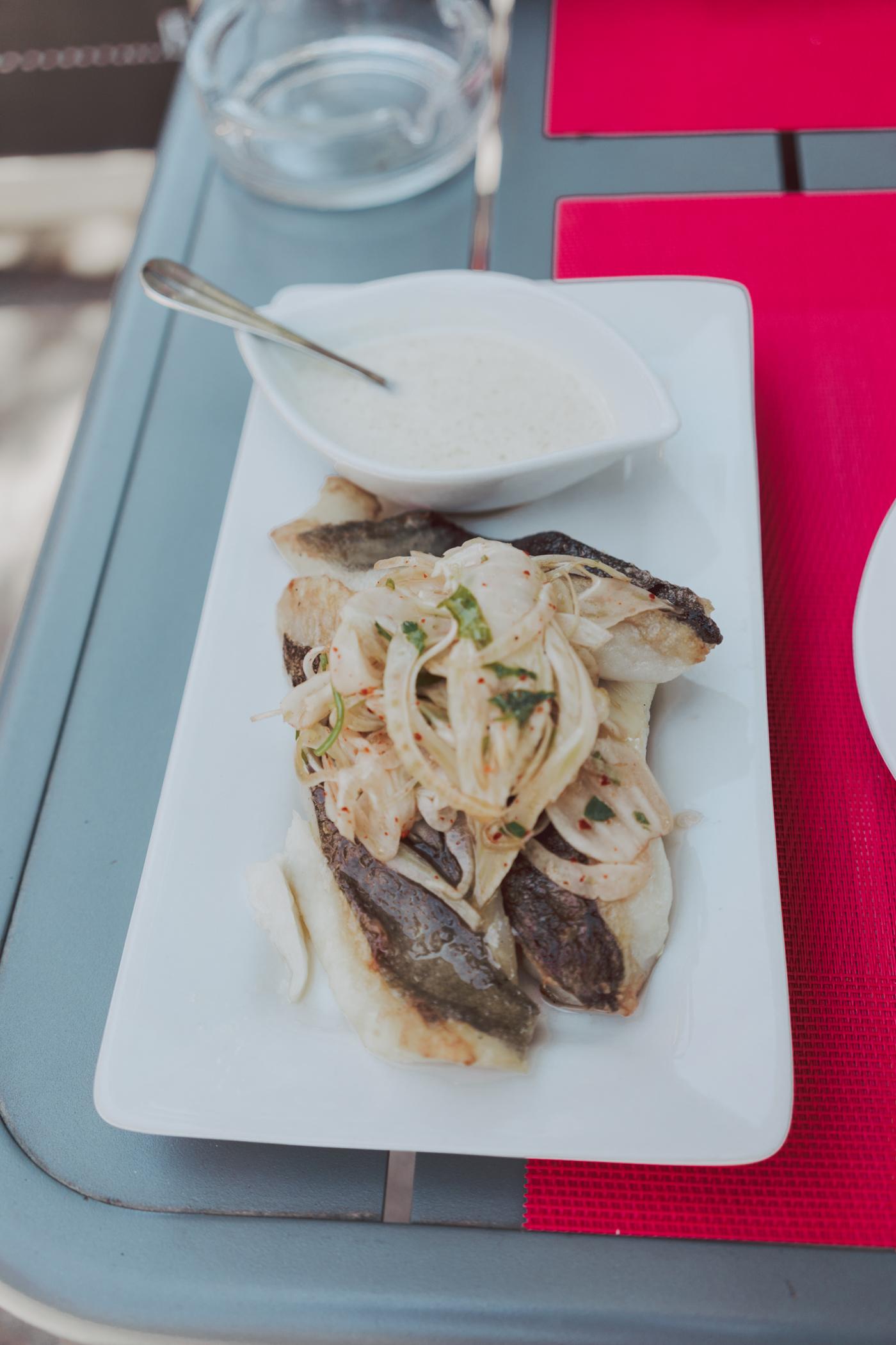 Where to eat in Porquerolles