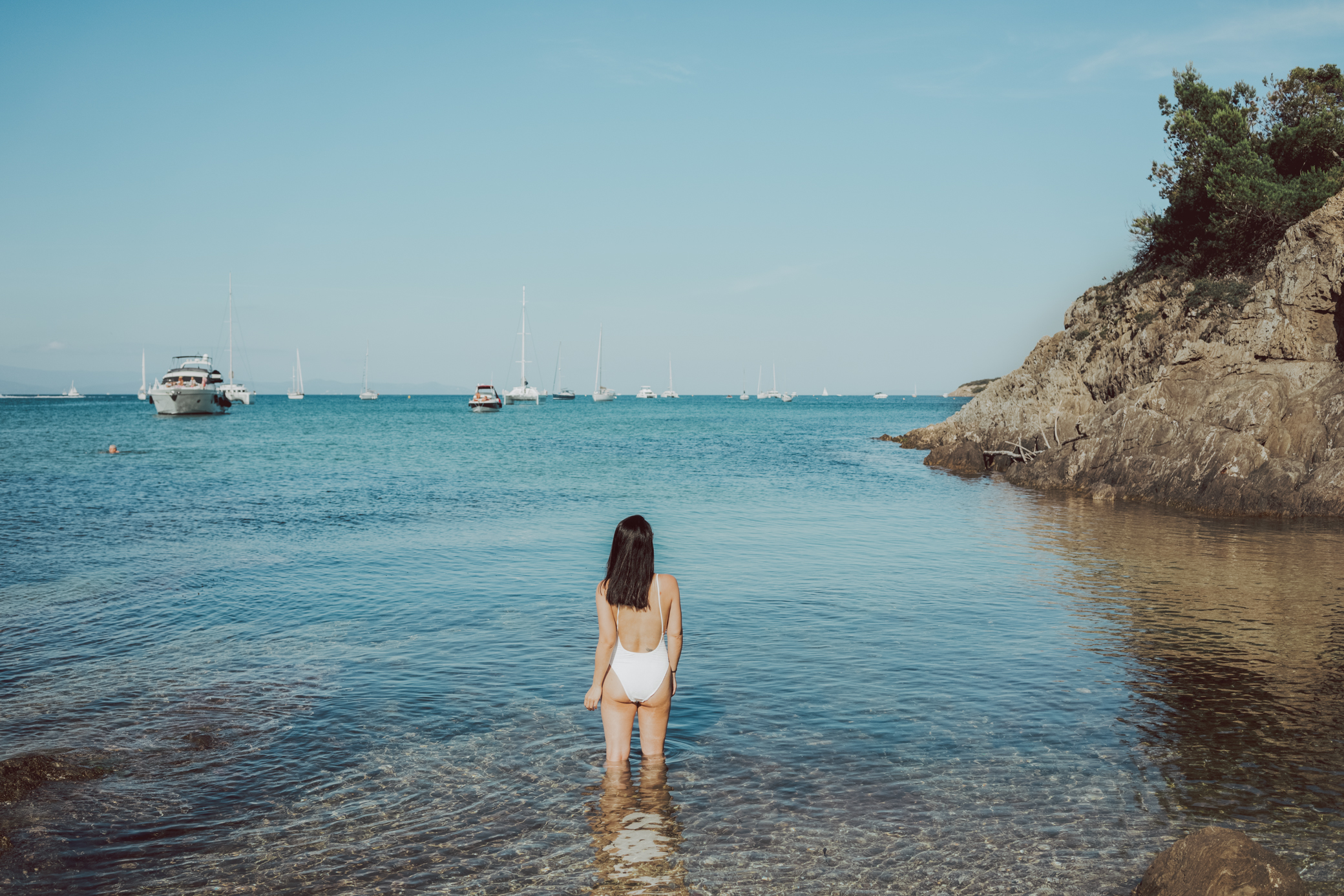 Beach Giens Things to do in Hyeres South of France - French Rivera #France #Provence #FrenchRivera #CotedAzur