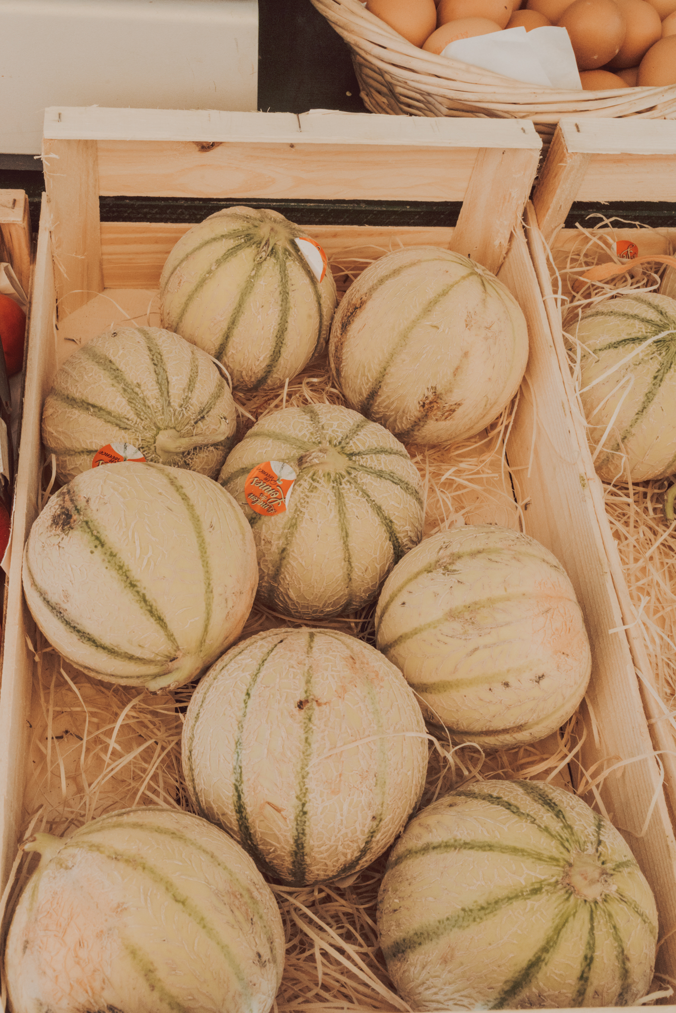 Hyeres Farmers Market Beach Giens Things to do in Hyeres South of France - French Rivera #France #Provence #FrenchRivera #CotedAzur