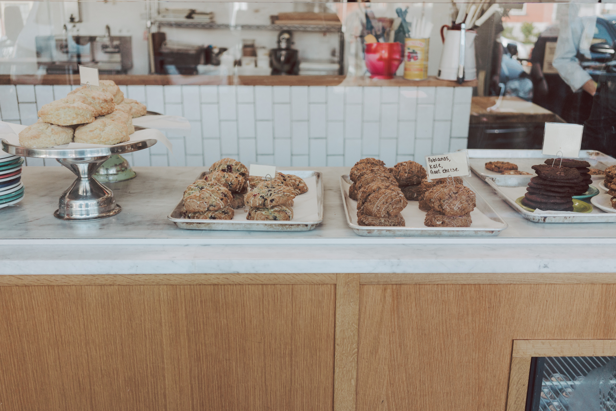 Where to get coffee and breakfast in Portland Maine Tandem Coffee