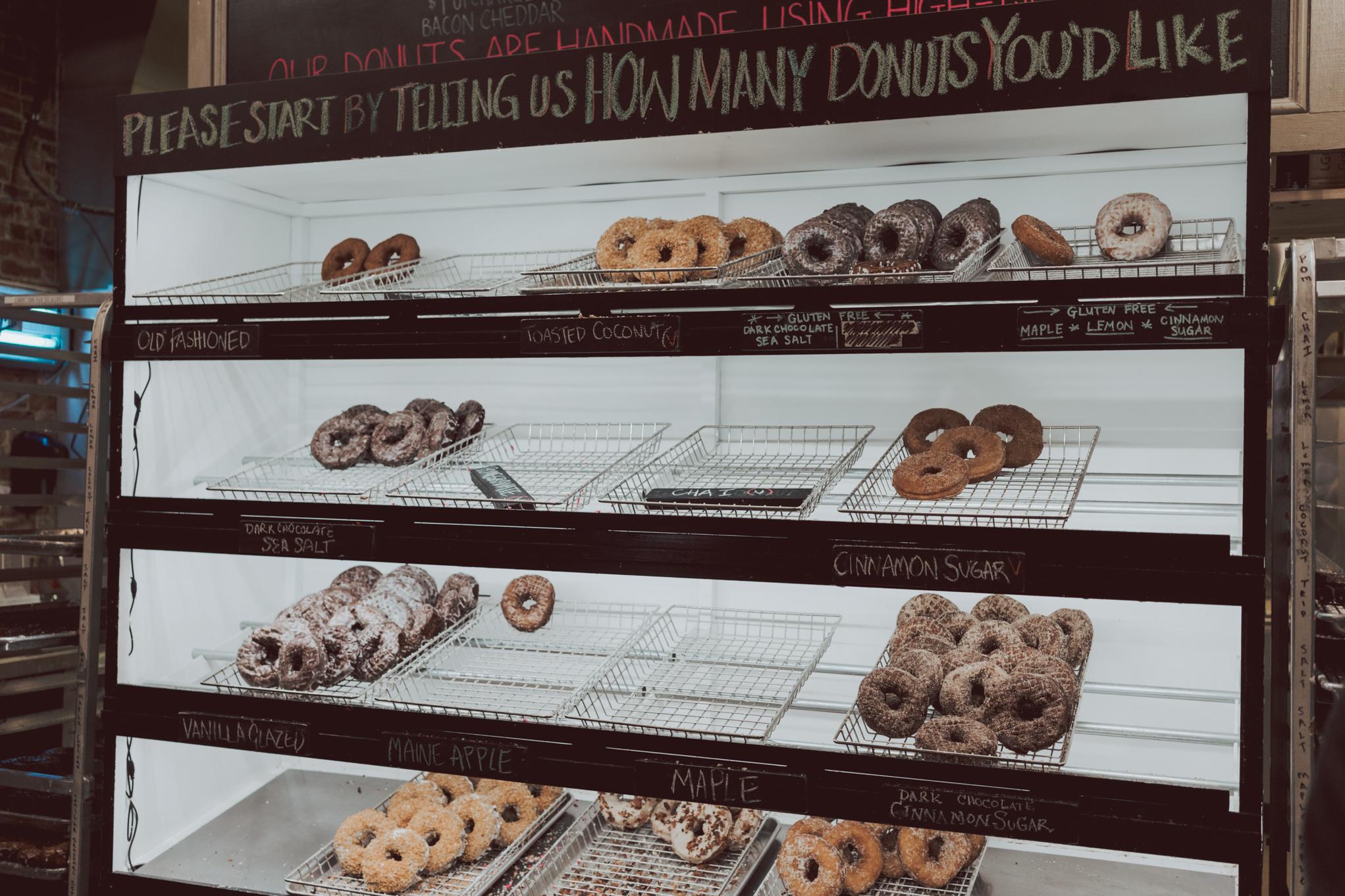 The Holy Donut Portland Maine