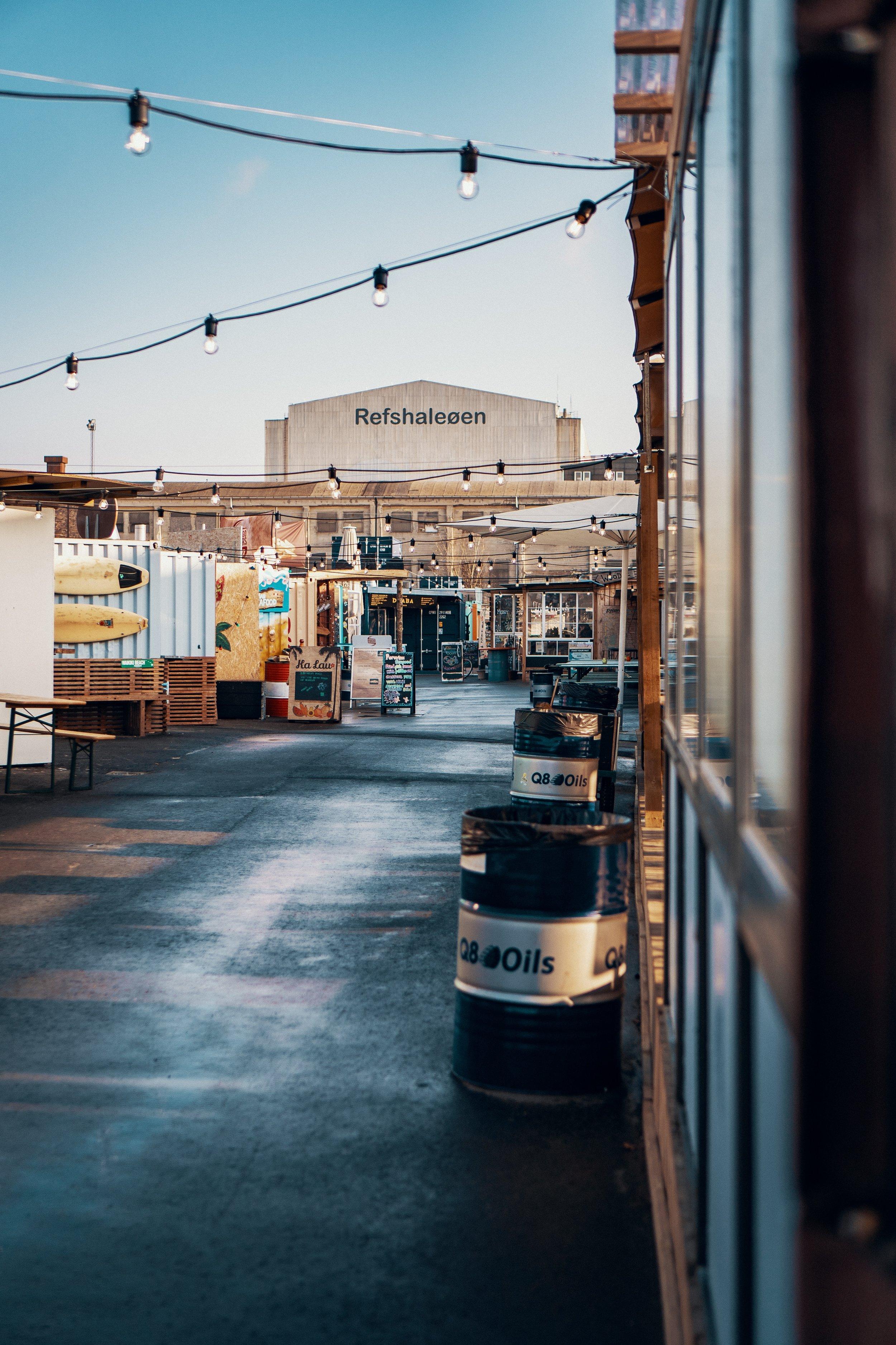 Copenhagen Street Food Market - Reffen