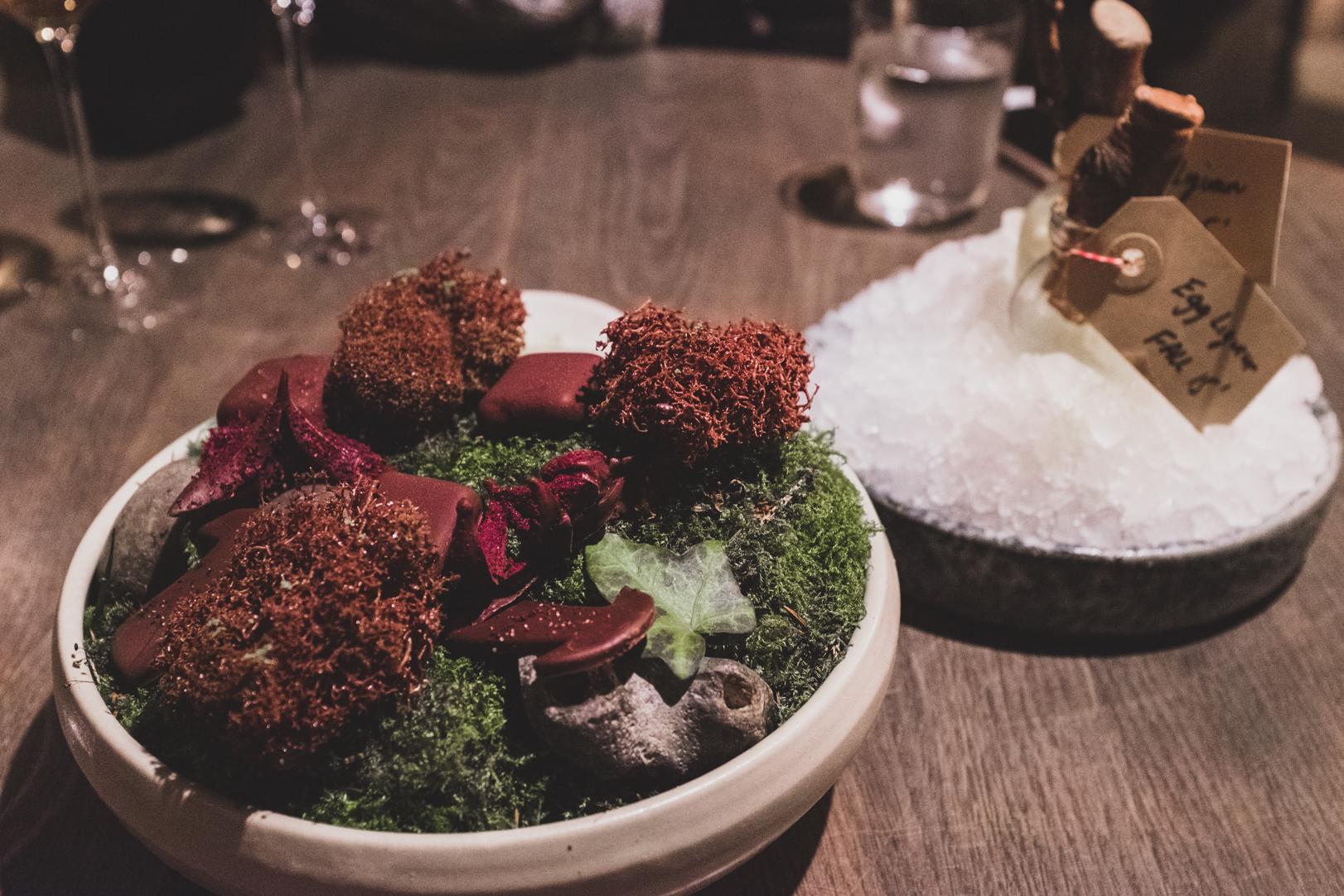 Dining at soma Copenhagen Denmark  New Nordic Cuisine