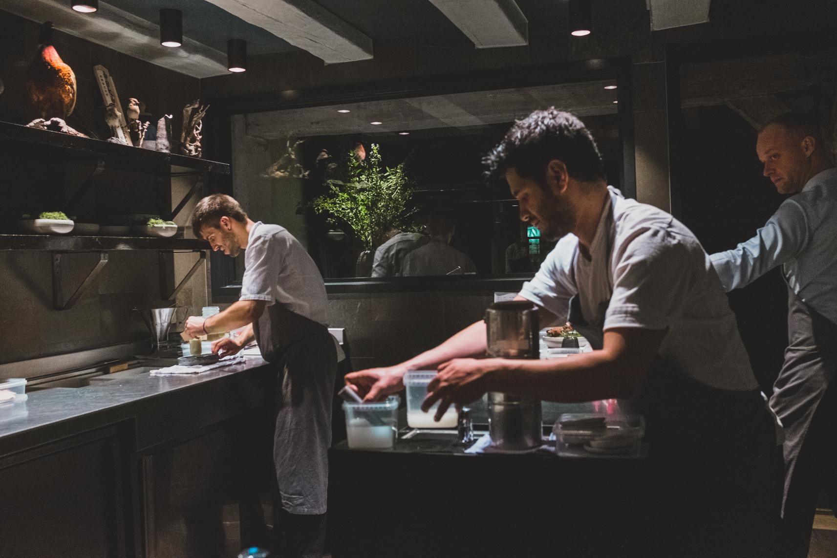 Noma Copenhagen Dining Michelin Star New Nordic Cuisine