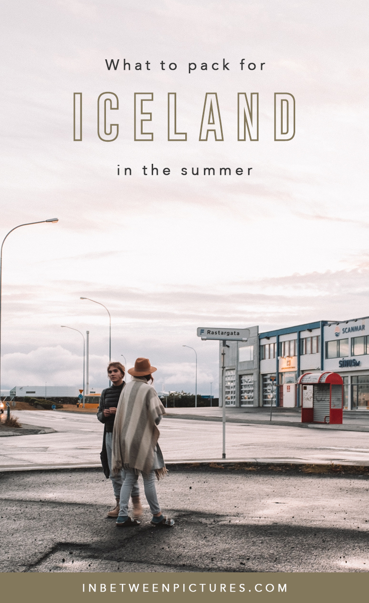 What to pack for Iceland in the summer - Packing list for Iceland in the summer #Europe #PackingList #Iceland #RingRoad