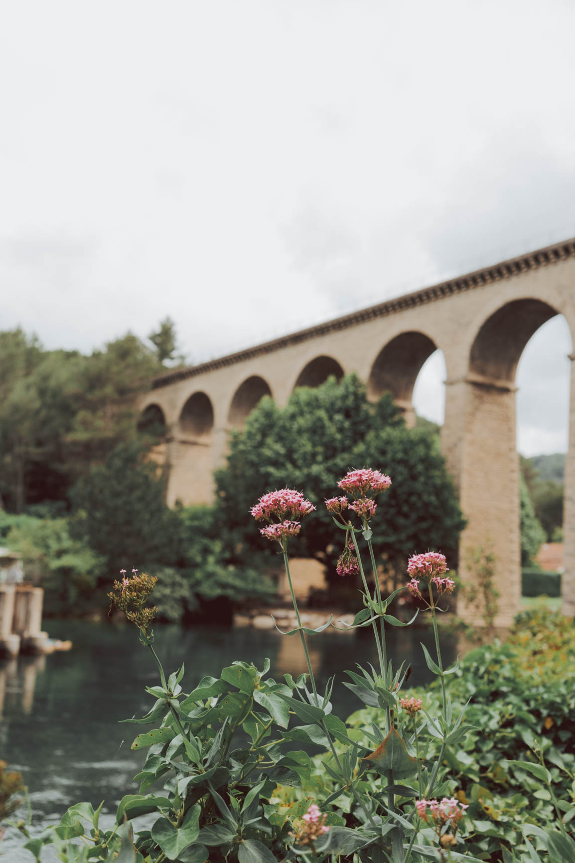 Fontaine de Vaucluse Provence Itinerary