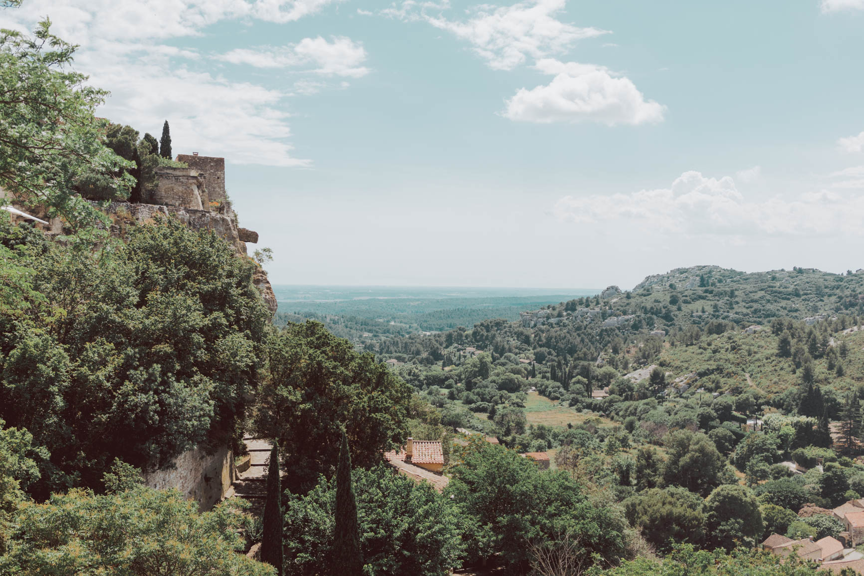 South of France Vacation - Les Baux de Provence