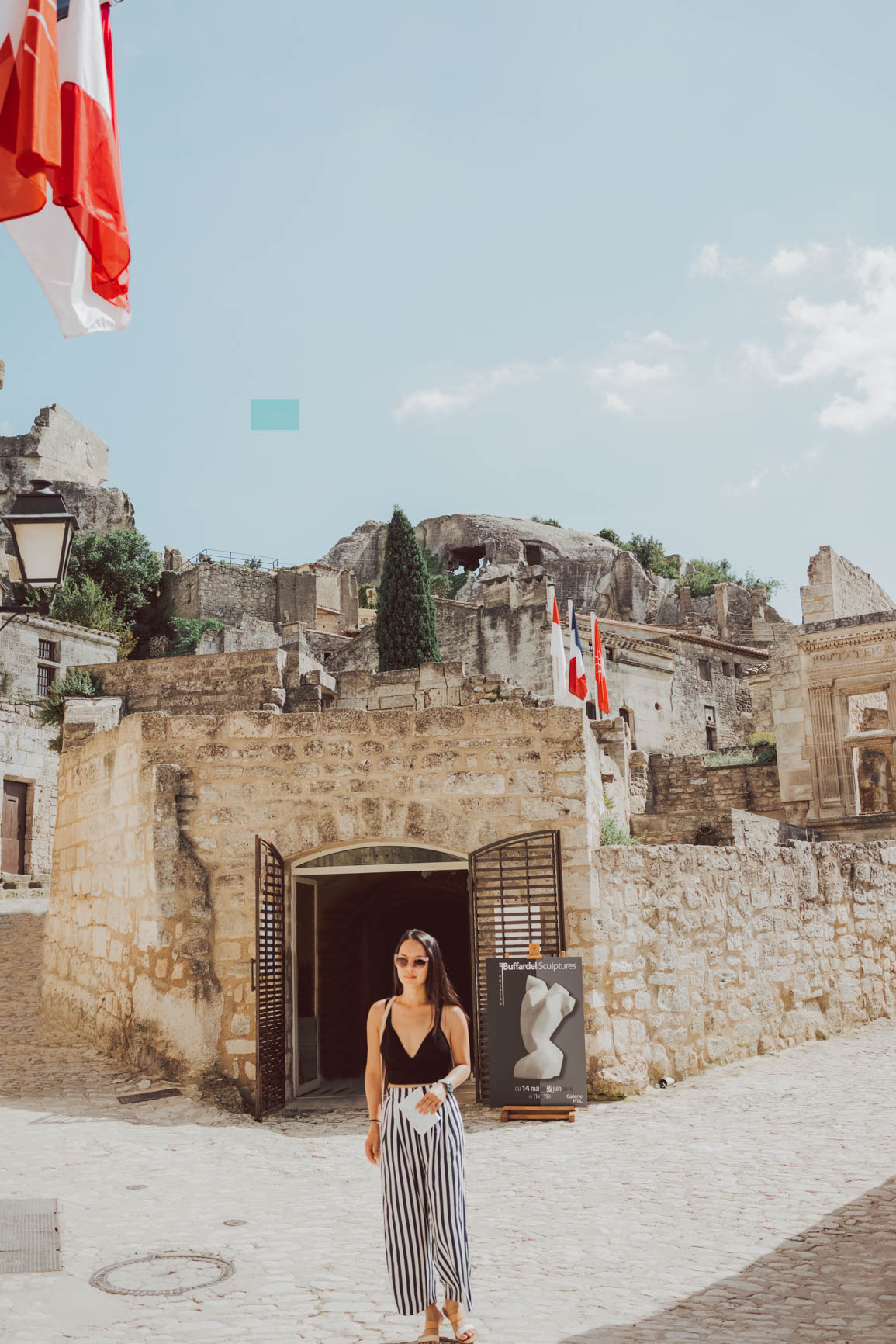 Les Baux de Provence - South of France 10 Days Road Trip Itinerary