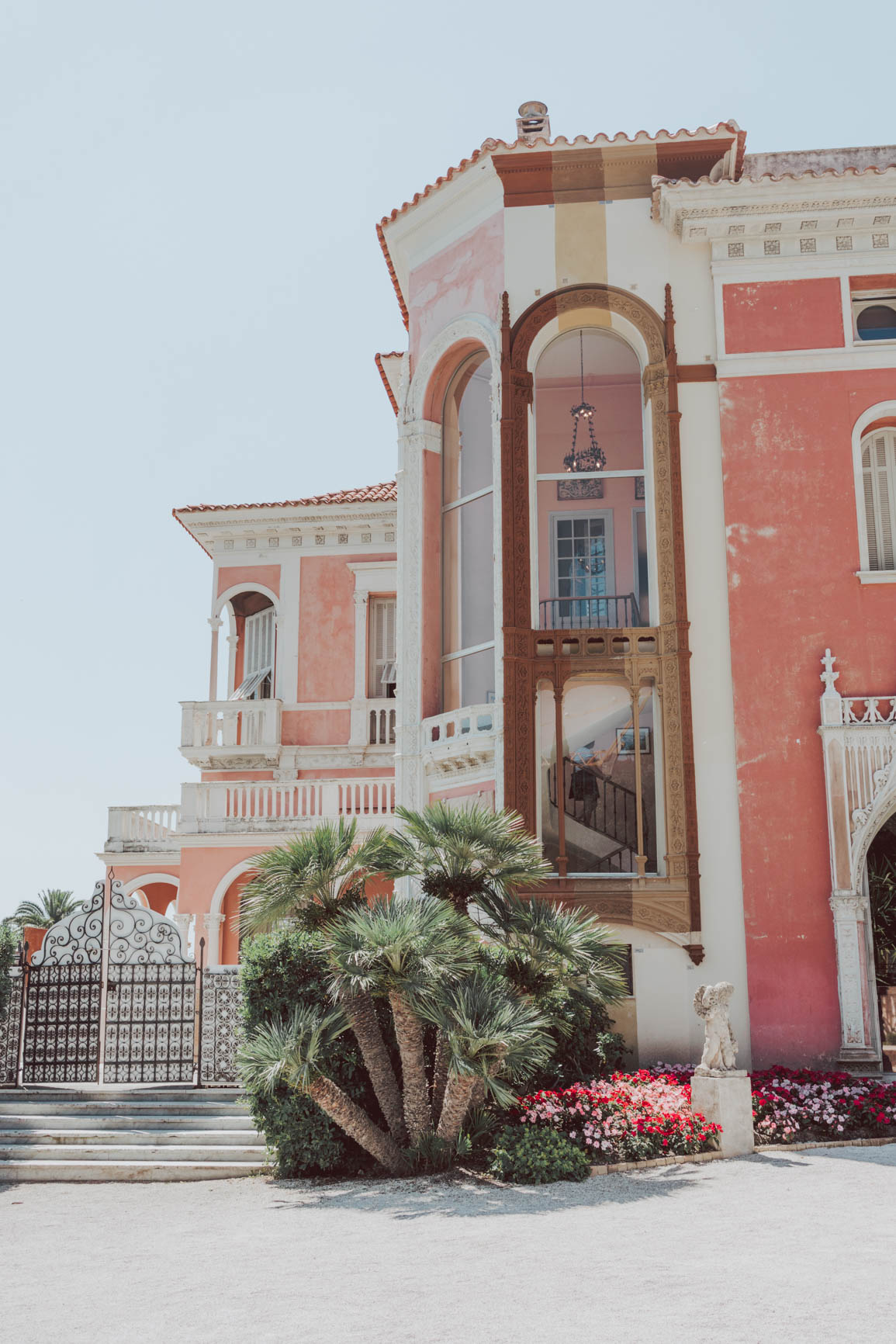 Villa Ephrussi de Rothschild  Cote d'Azur  Itinerary - 10 Days in Provence Road Trip