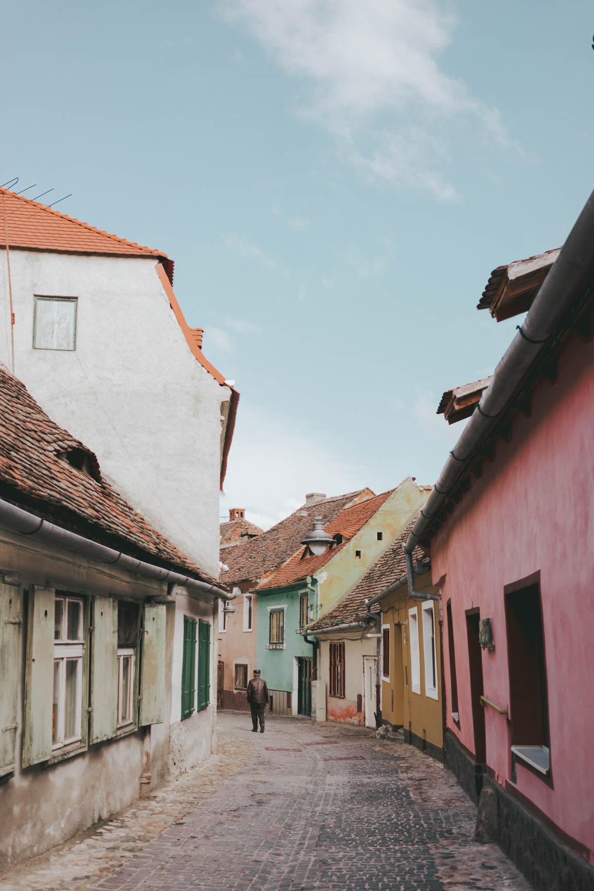 Sibiu - best places to visit in Romania road trip #Romania