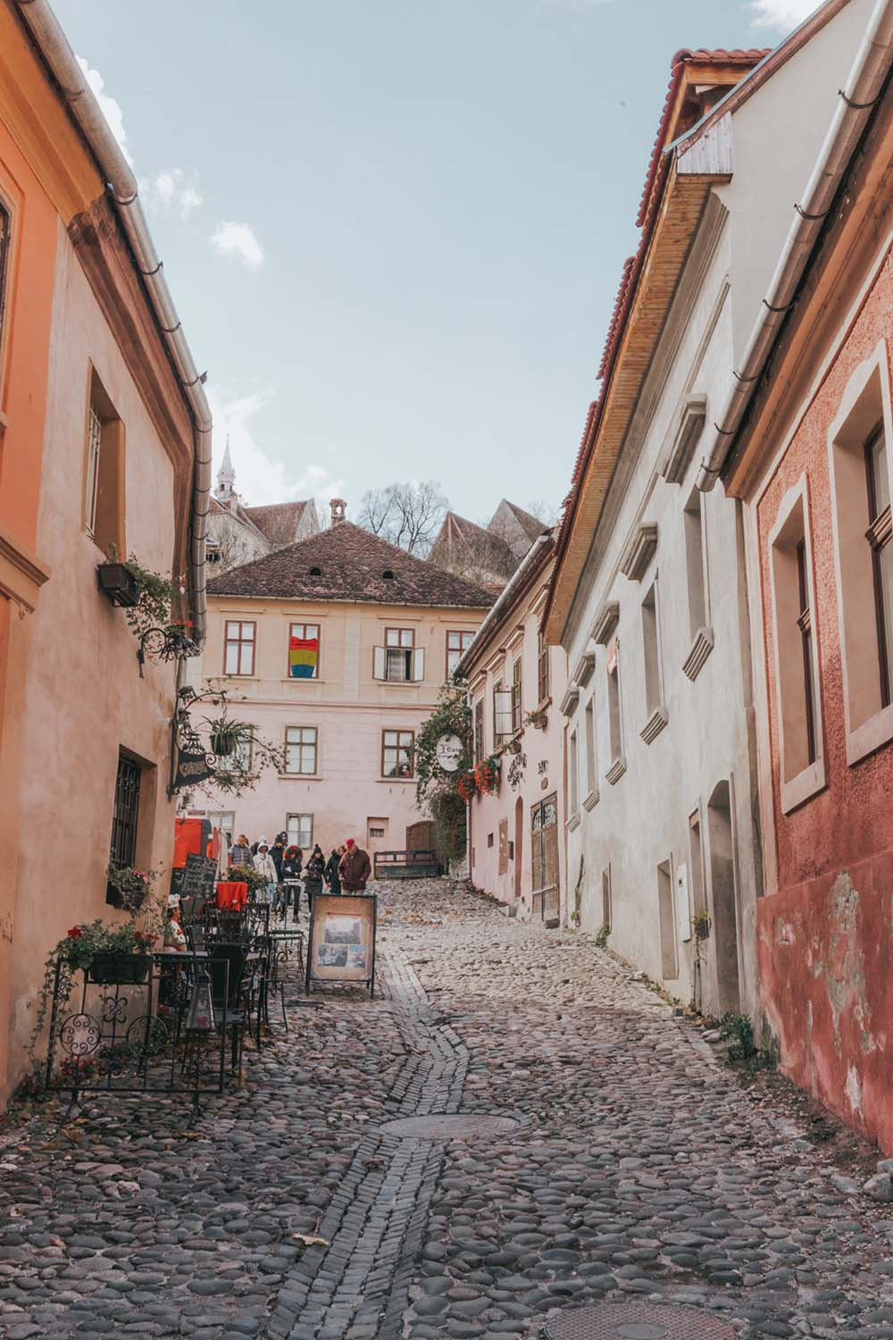 Sighisoara Transylvania - Best Cities To Visit On a Romania Road Trip Itinerary
