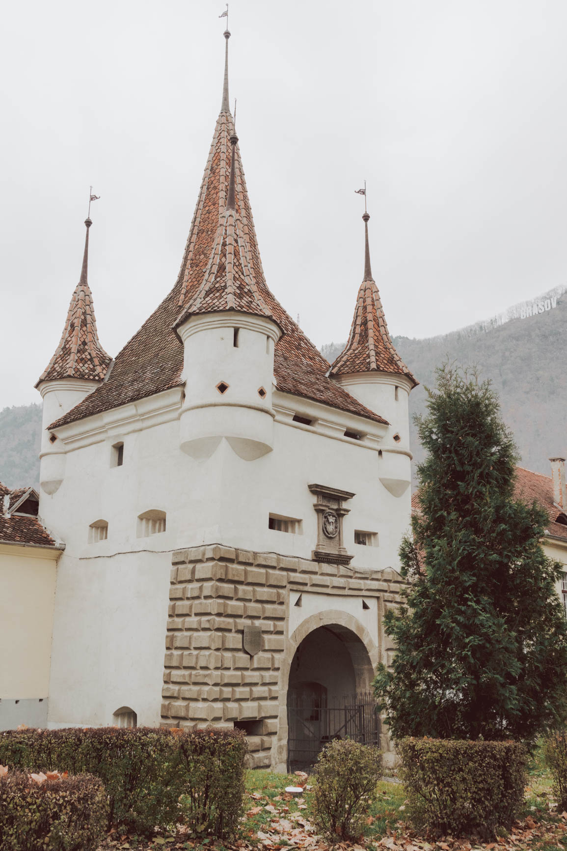 Brasov Transylvania Cities to visit on a Romania Road Trip
