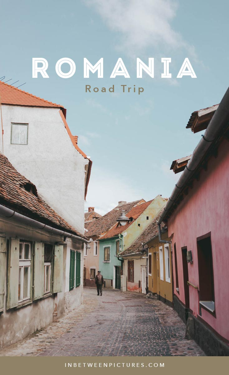 Best places to visit on your Romania road trip, Guide to Romania Road Trip Itinerary Sibiu, Sighisoara, Targu Mures, Brasov, Bucovina, Bran Castle, Dracula Castle, #Romania #Balkan #EasternEurope