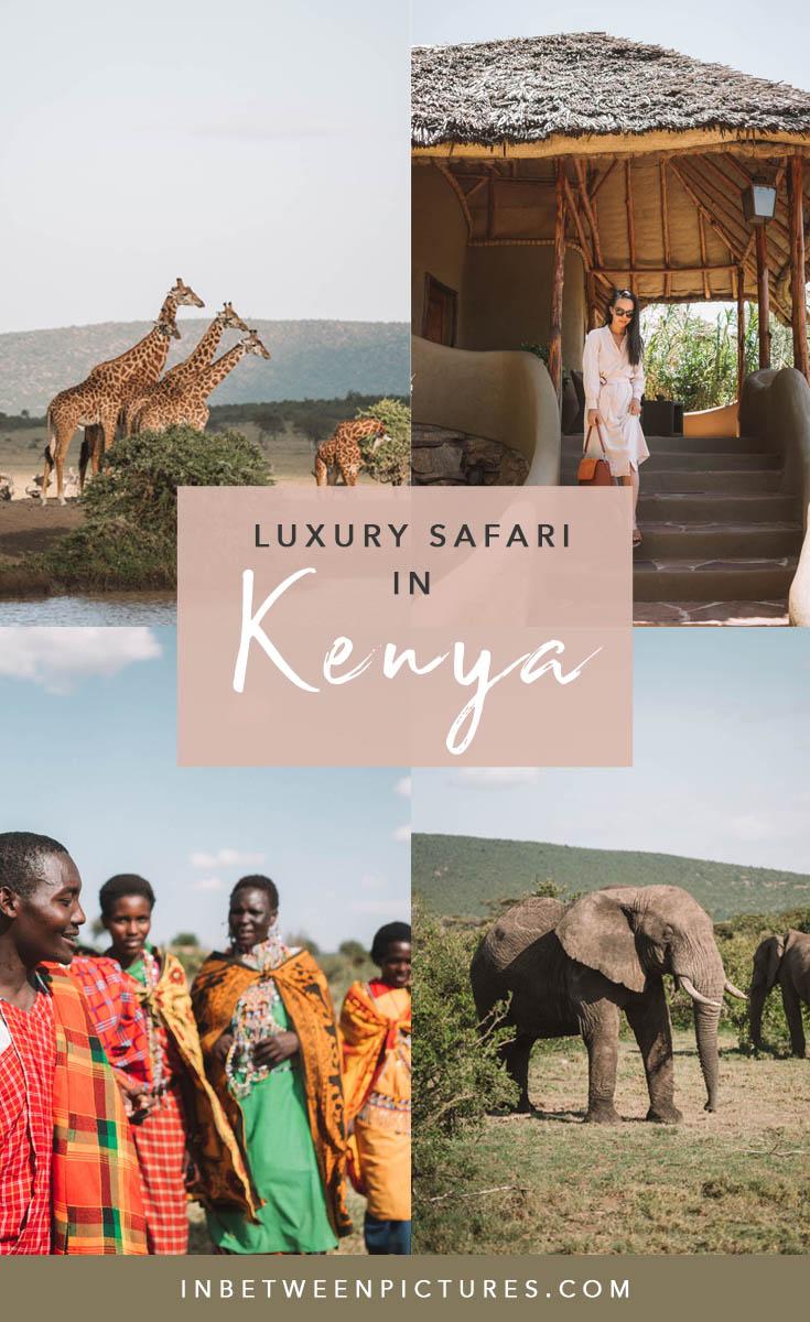 Luxury Kenya wildlife safari experience at Olarro Masai Mara  #Africa #Safari #Kenya