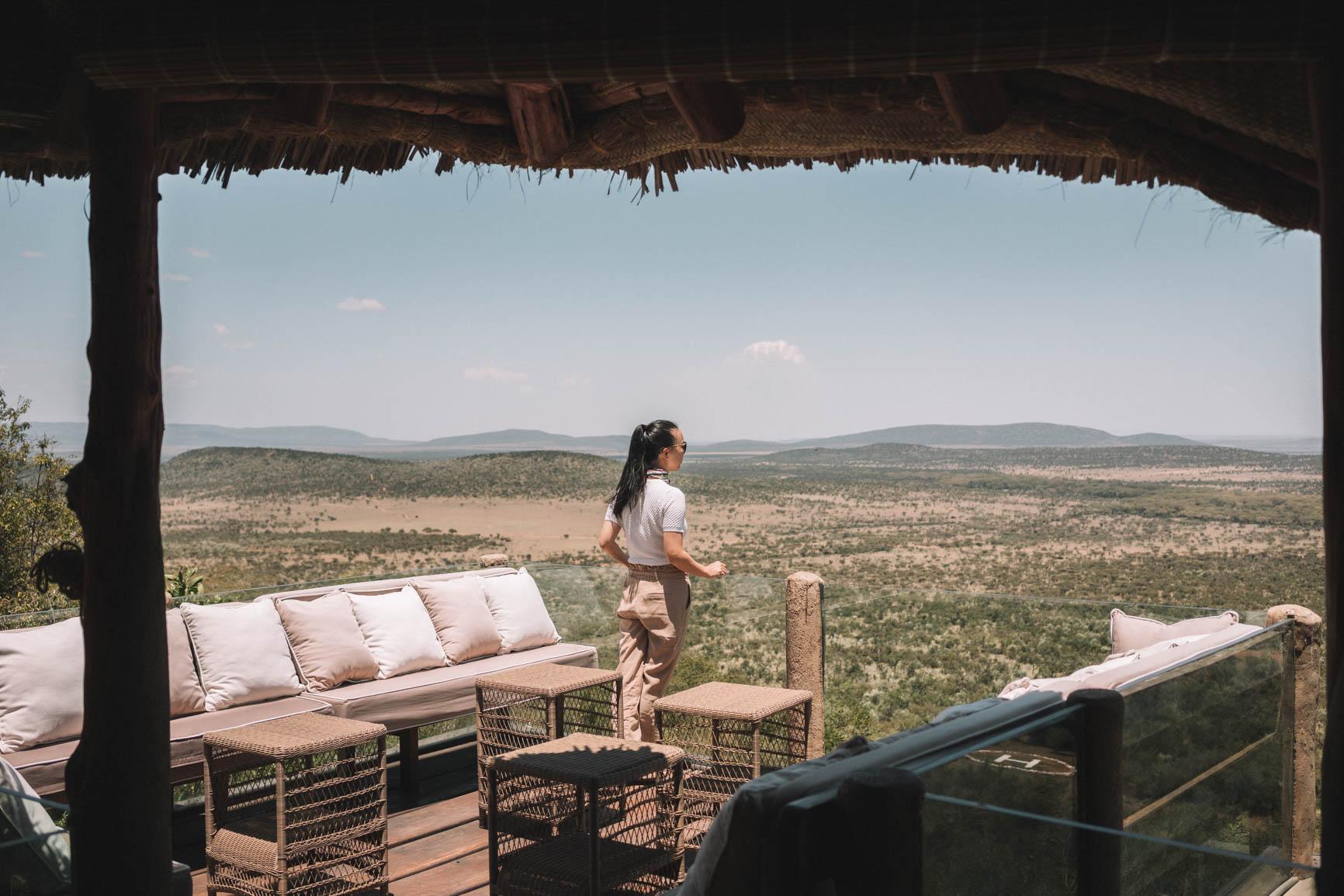 Olarro Kenya Lodge Maasai Mara