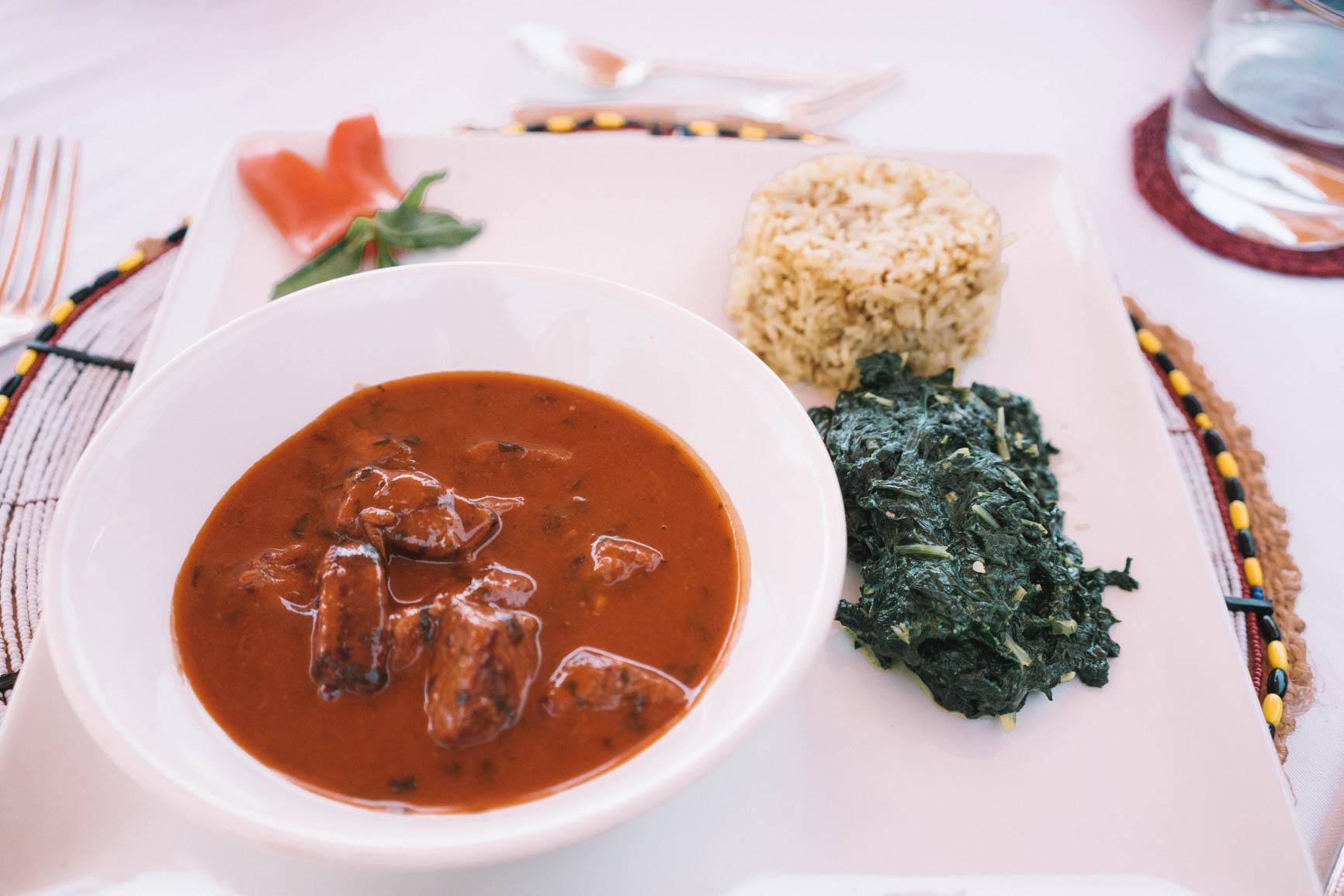 Kenyan traditional food