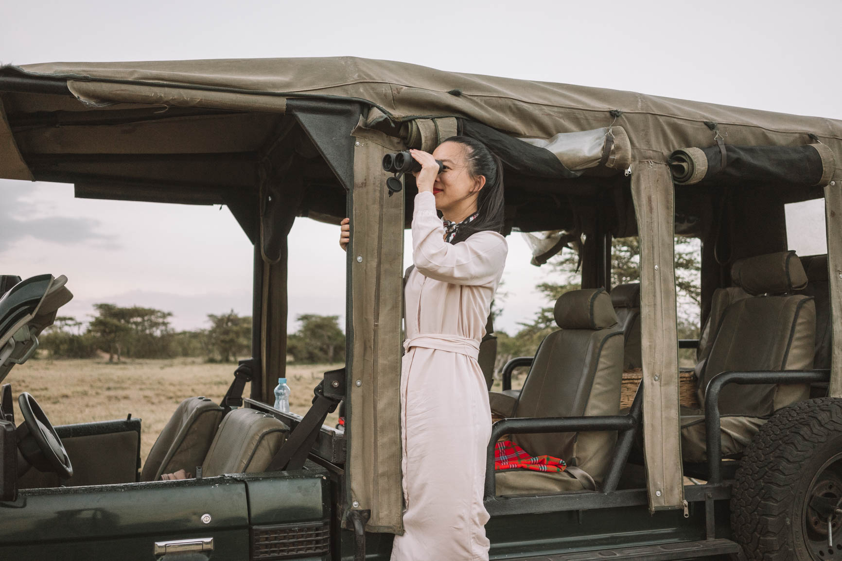 What to wear on an African safari - Packing guide for African safari under 15 Kg