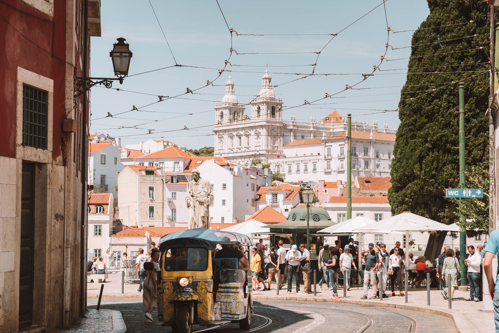 Fun things to do in Lisbon in two days