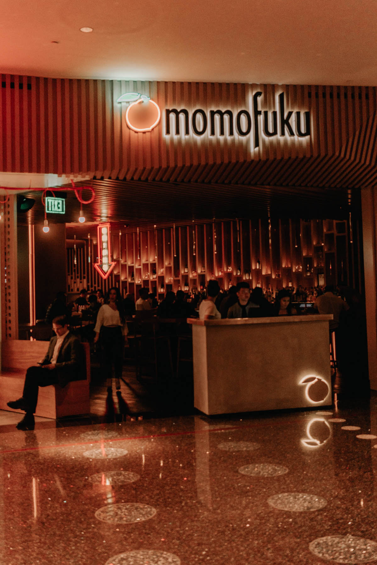 Where to eat in Las Vegas - Momofuku - Fun things to do in Las Vegas beside gamble