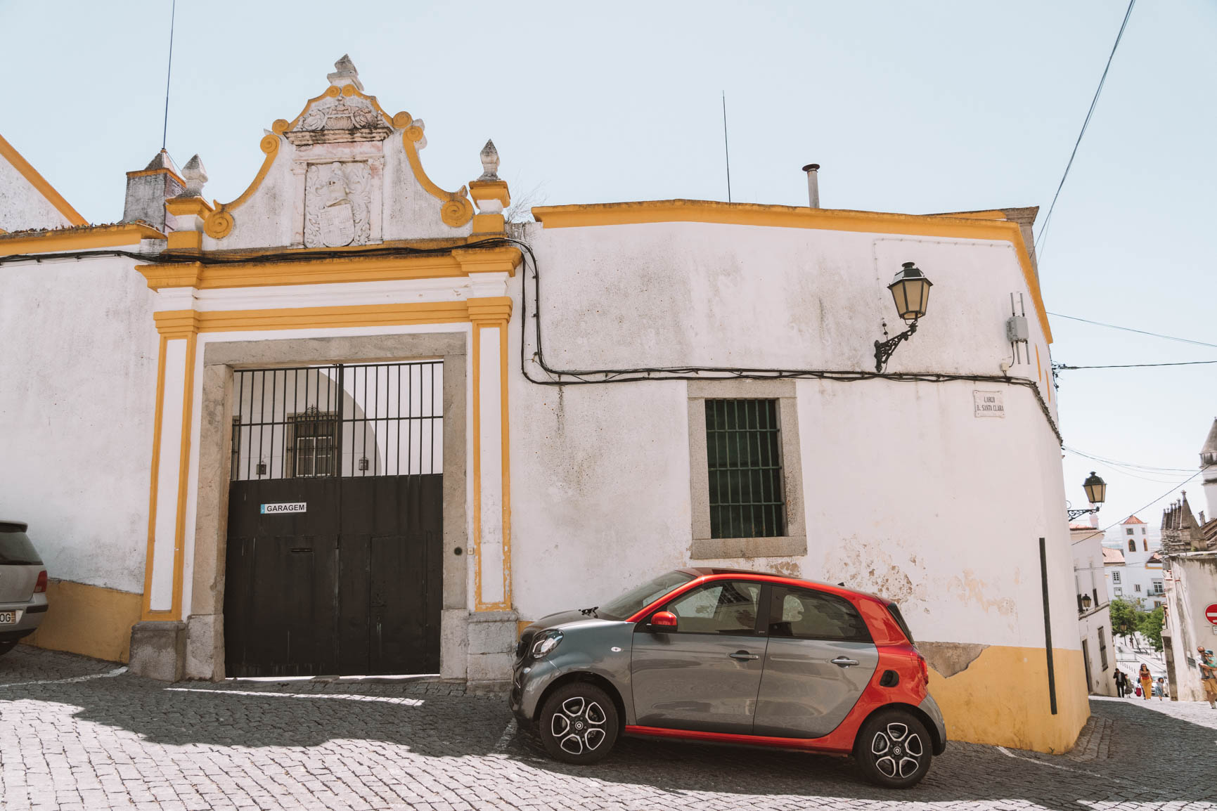 From Lisbon to Sintra by car - Driving in Portugal