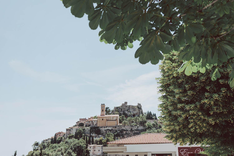 Eze Village Hill South of France