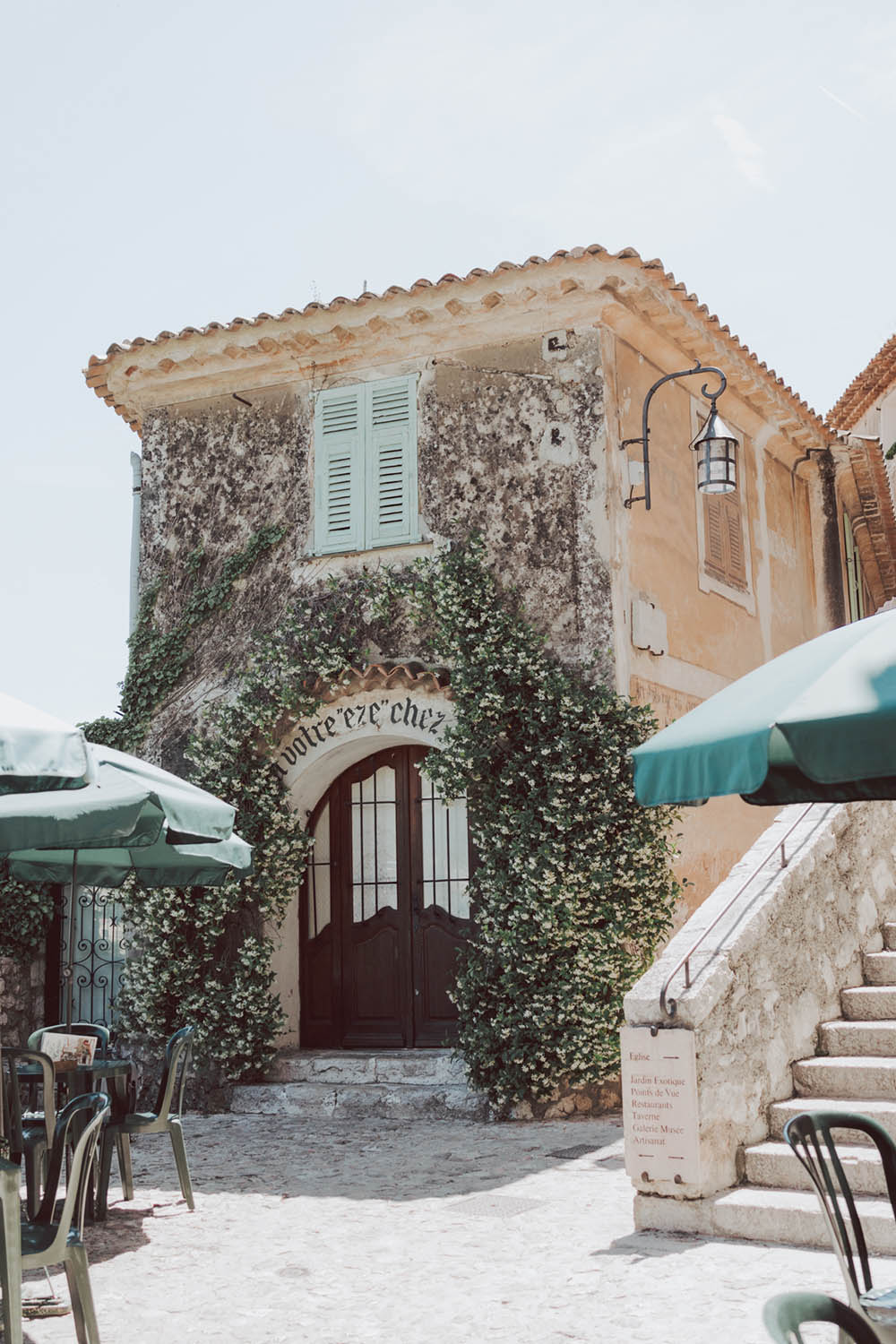 Day Trip To Eze – The South of France Medieval Village