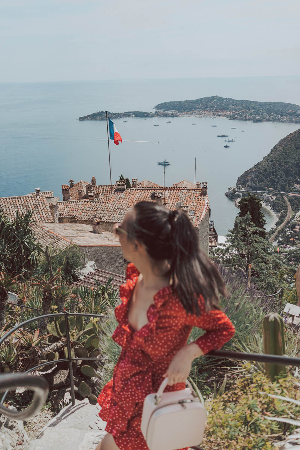Day Trip To Eze Village South of France Complete Guide - Perched on a hill over the Mediterranean Sea, the medieval French town is a must if you are visiting the Côte d'Azur.