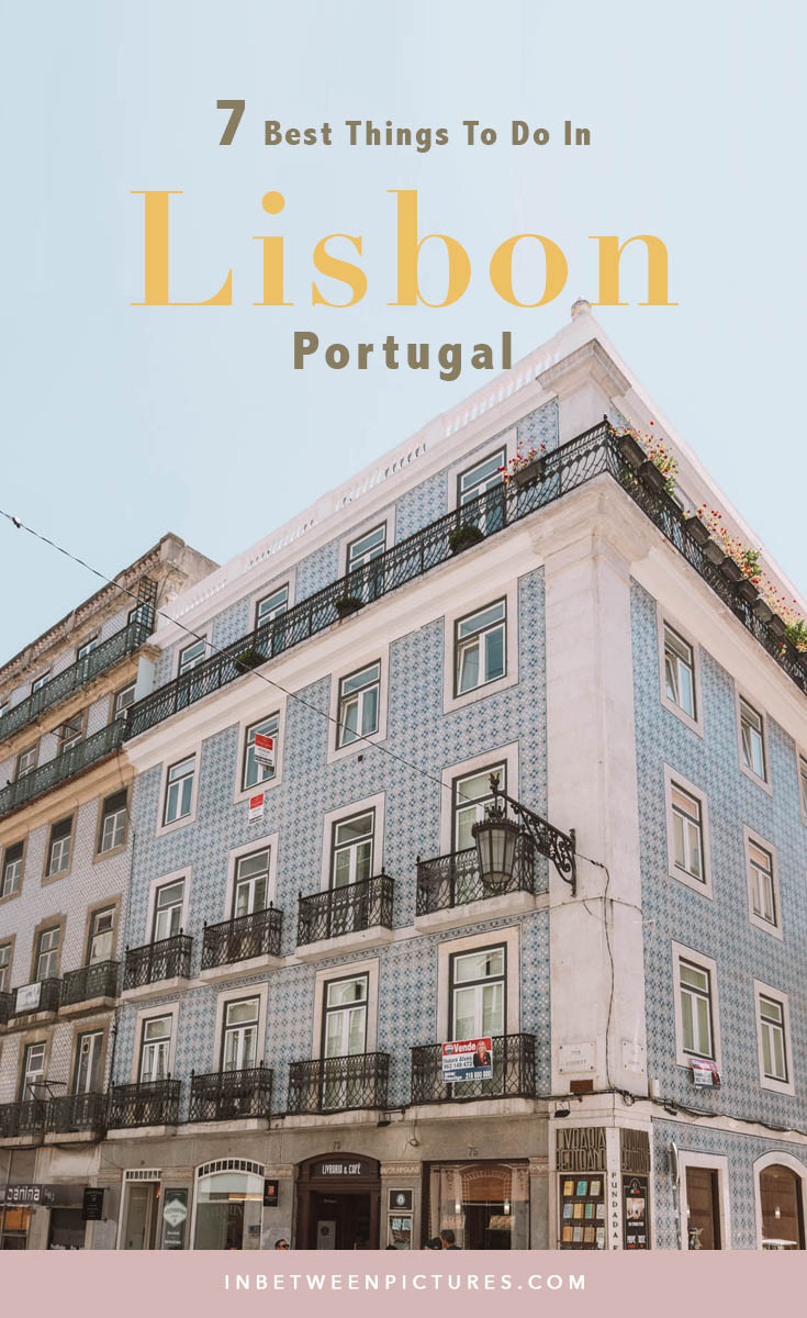 Your ultimate guide to Lisbon Portugal - Fun things to do in Lisbon  and itinerary, where to eat, coffee shops, and where to stay in #Lisbon #Portugal #Europe