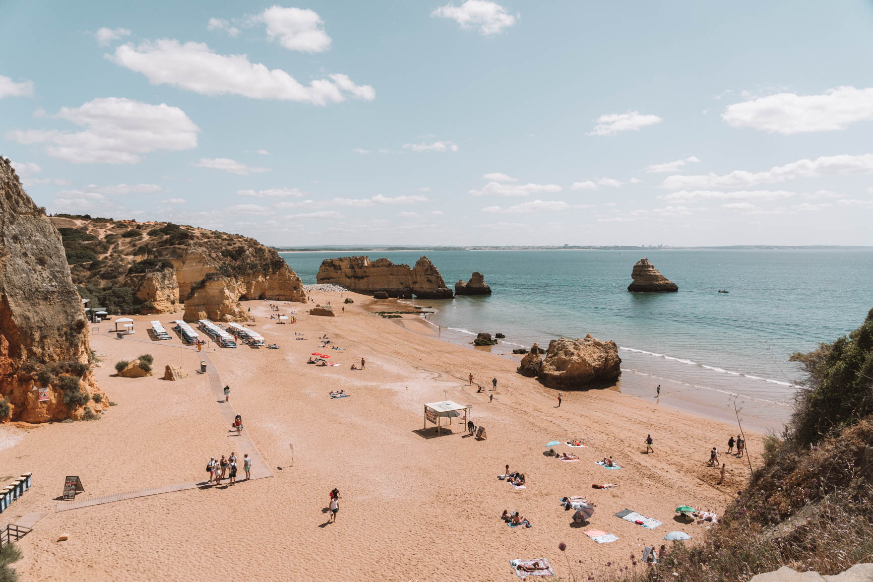 Best beaches in Lagos Portugal
