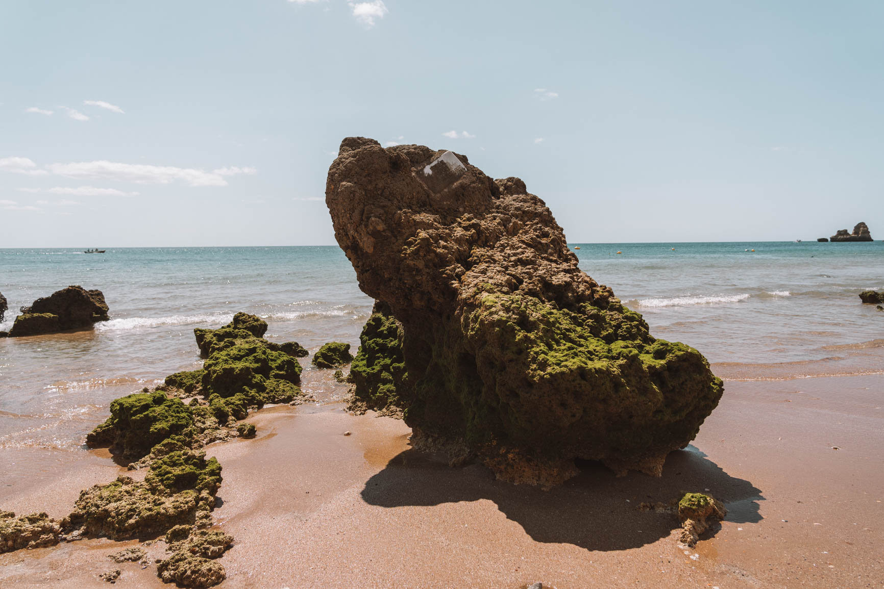 Best beaches in Lagos Algarve Portugal #Portugal #Europe